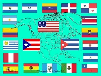 Hispanic Heritage Month PPT