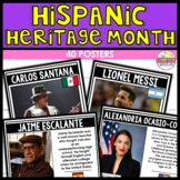 Hispanic Heritage Month Posters   Well-Known, Lesser-Known