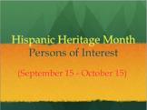 Hispanic Heritage Month Powerpoint Presentation