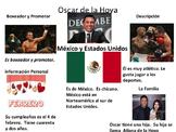 Hispanic Heritage Month Project