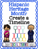 Hispanic Heritage Month Project: Timeline of an Influential Hispanic