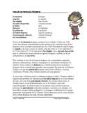 Hispanic Heritage Month Spanish Reading: Mes de la Herencia Hispana Lectura