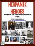 Hispanic Heritage Month: A Research and Writing Project