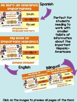 Hispanic Heritage Month Resource Catalog ~ el mes de la herencia Hispana