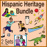 Hispanic Heritage Puzzle Bundle with Variety of Engaging T