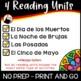Spanish Cinco de Mayo, Día de Muertos y Las Posadas