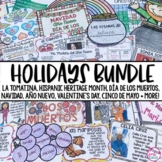 Hispanic Holidays Bundle