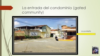 Hispanic Housing- A sample from Colombia
