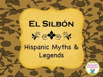 Hispanic Myths & Legends:  El Silbón