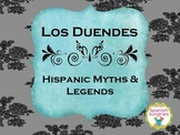 Hispanic Myths & Legends:  Los Duendes / La Madremonte