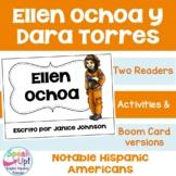 Dara Torres & Elena Ochoa Readers {Hispanic Heritage Month} in Spanish