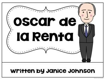 Hispanic Role Models {Hispanic Heritage Month} De la Renta & Herrera {English}