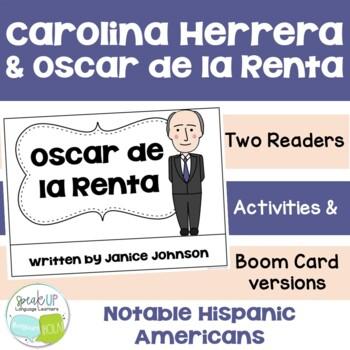 Hispanic Role Models {Hispanic Heritage Month} De la Renta