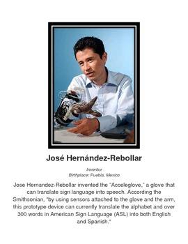 Hispanic Scientists Posters
