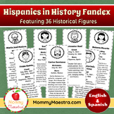 Hispanics in History Fandex COMBO PACK