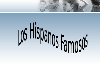 Hispanos Famosos