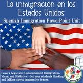 La inmigración en los Estados Unidos: Spanish Immigration Unit