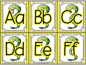 Hiss ABC Game