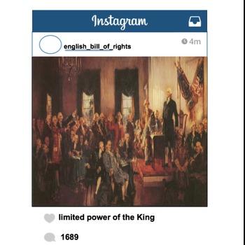 Histagram- American Revolution