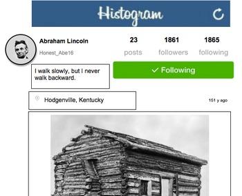 Histagram (Instagram) Template