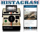 Instagram Histagram Timeline, Mini Book, Worksheet, & Google Slides