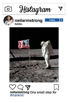 Histagram posters for World History Middle School