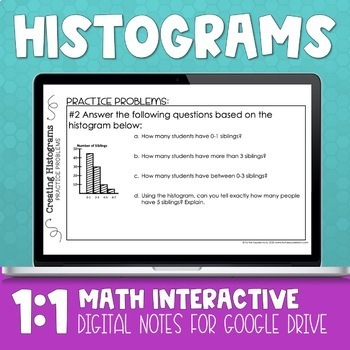 Histogram Digital Math Notes