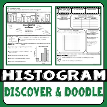 Histogram Doodle Notes