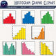 Histogram Graphs - Clipart