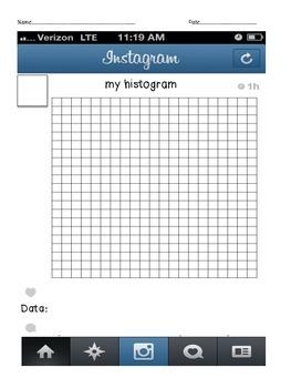 Histogram Instagram