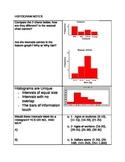 Histogram Notes