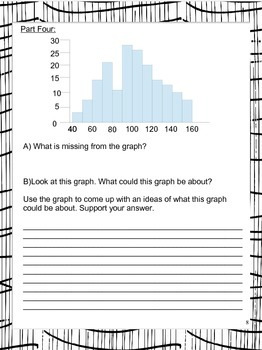 Histogram & Scatter Plot Project