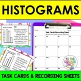 Histogram Task Cards