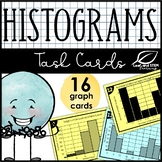 Histograms Graph Task Cards