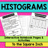 Histograms Interactive Notebook