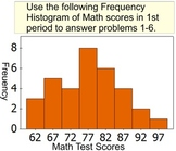 Histograms and Dot Plots- 10 Assignments in Power Point Files