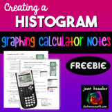 Histograms on the TI 84 TI 84 Plus Graphing Calculator