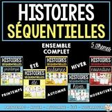 Histoires séquentielles - ENSEMBLE COMPLET - Bundle