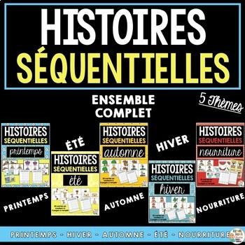 Histoires séquentielles - ENSEMBLE COMPLET