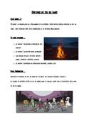 Histoires de camp de feu