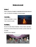 Histoires de feu de camp