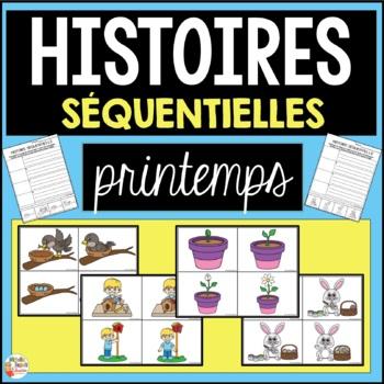 Histoires séquentielles - PRINTEMPS