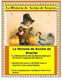 Historia del Día de Acción de Gracias- Spanish II/AP-Reading Comprehension