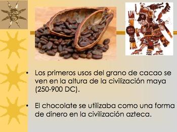 Historia del chocolate - History of Chocolate in Spanish! Tradición azteca maya