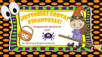 Historias Cortas Espantosas programa de ejercicios {GRATIS} Español