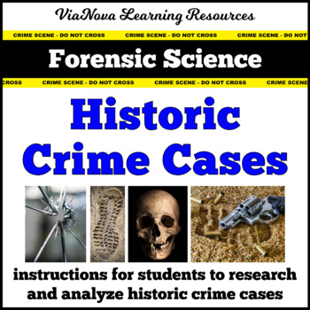 Forensic Science: Historic Cases Assignment