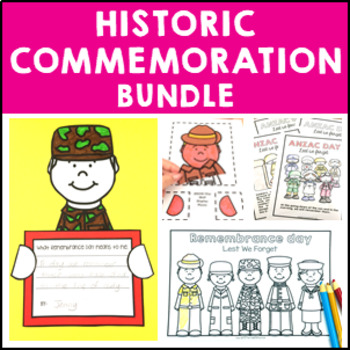 Historic Commemorations Bundle