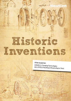 Historic Inventions Resource Bundle