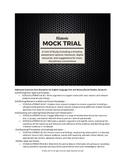Historic Mock Trial Unit