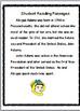 Abigail Adams : Social Studies with Literacy Activities Grades 2-4